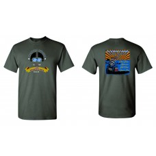 JPG 2017 Motorcycle Races Poster Gray T-Shirt