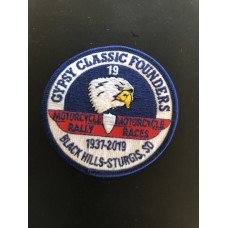 Gypsy Classic Founders 2019 Patch