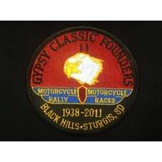 Gypsy Classic Founders 2011 Patch